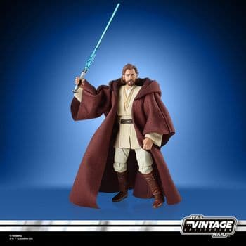 Star Wars The Vintage Collection Attack of the Clones Obi-Wan Kenobi Figure - PRE-ORDER