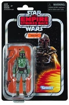 Star Wars The Vintage Collection Boba Fett Action Figure VC9 Reissue - INSTOCK