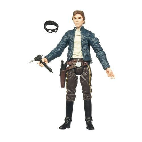 Star Wars The Vintage Collection ESB Bespin Han Solo Figure
