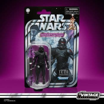 Star Wars The Vintage Collection Gaming Greats Electrostaff Purge Trooper Figure - INSTOCK