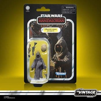 Star Wars The Vintage Collection Offworld Jawa (Arvala-7) Figure - INSTOCK