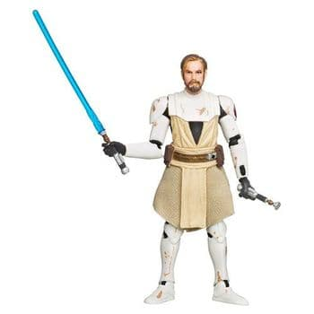 Star Wars The Vintage Collection The Clone Wars Obi Wan Kenobi Figure