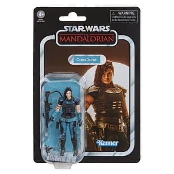 Star Wars The Vintage Collection The Mandalorian Cara Dune Action Figure 1 PER CUSTOMER PRE-ORDER