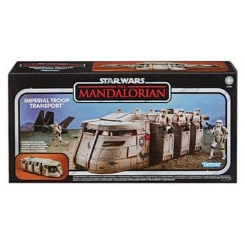 Star Wars The Vintage Collection The Mandalorian Imperial Troop Transport - Instock