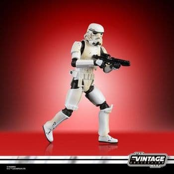 Star Wars The Vintage Collection - The Mandalorian Remnant Stormtrooper Figure