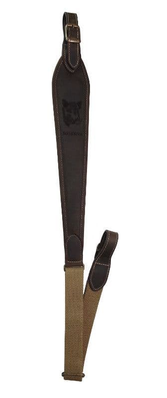 Riserva Leather Engraved Rifle Slings