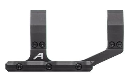 "Ultralight 1"" Scope Mount, Extended - Anodized Black"