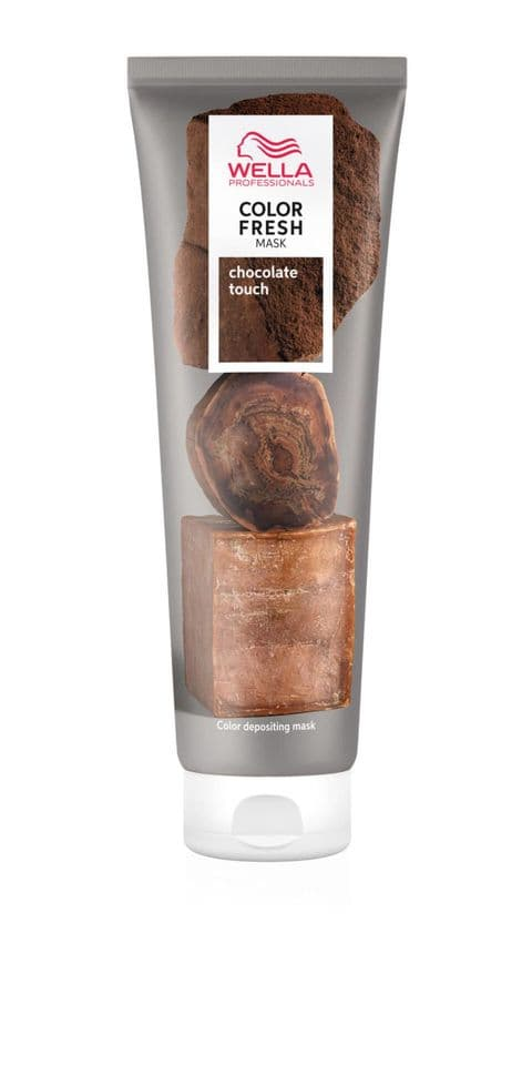 Wella Color Fresh Mask - Chocolate Touch 150ml