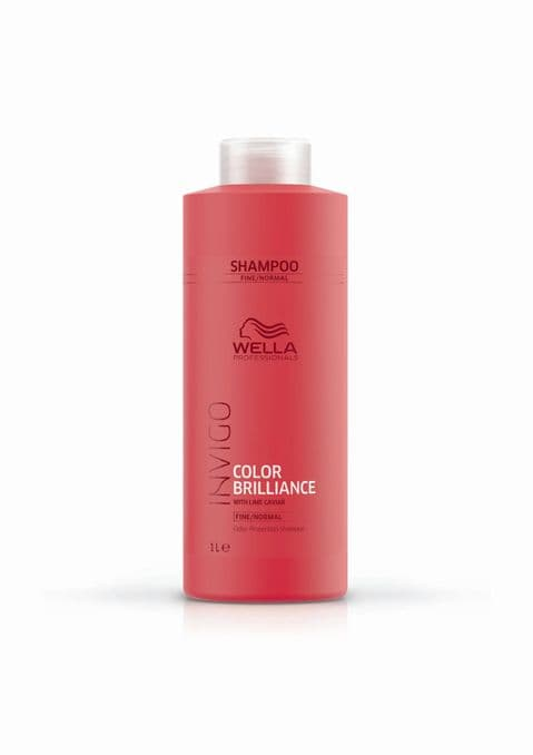 Wella Invigo Colour Brilliance Shampoo Coarse 1000ml