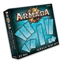 ARMADA: ACRYLIC BASES SET