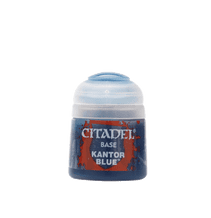 CITADEL BASE PAINT: KANTOR BLUE