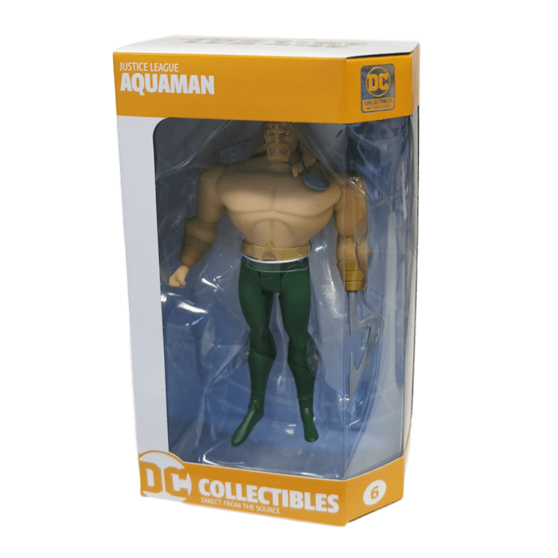 DC COLLECTIBLES - JUSTICE LEAGUE ANIMATED SERIES: AQUAMAN 6