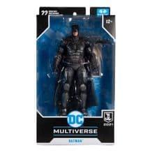 """DC MULTIVERSE - JUSTICE LEAGUE MOVIE - BATMAN 7"""" MCFARLANE ACTION FIGURE"""