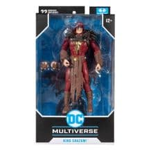 """DC MULTIVERSE - THE INFECTED: KING SHAZAM  7"""" MCFARLANE ACTION FIGURE (PREORDER)"""