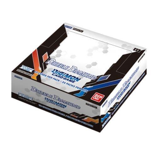 DIGIMON: DOUBLE DIAMOND BOOSTER BOX (PREORDER)
