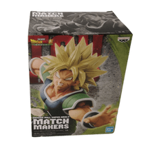 "DRAGON BALL SUPER - BROLY: SUPER SAIYAN BROLY 7"" MATCH MAKERS FIGURE"