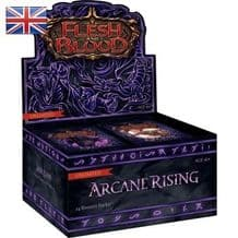 FLESH & BLOOD: ARCANE RISING UNLIMITED BOOSTER BOX