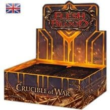 FLESH & BLOOD: CRUCIBLE OF WAR UNLIMITED BOOSTER BOX (PREORDER)