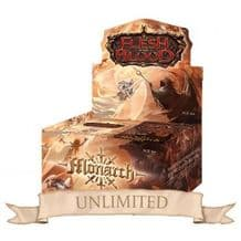 FLESH & BLOOD: MONARCH UNLIMITED BOOSTER BOX