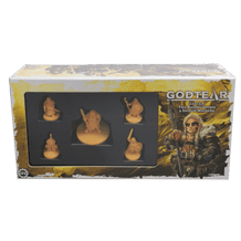 GODTEAR: LUELLA, THE RAGING STORM & SHIELD MAIDENS EXPANSION