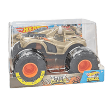 HOT WHEELS: 1:24 MONSTER TRUCK - STEER CLEAR