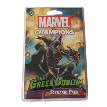 MARVEL CHAMPIONS: THE CARD GAME - THE GREEN GOBLIN SCENARIO PACK