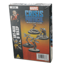 MARVEL: CRISIS PROTOCOL MINIATURES GAME - ANT-MAN & THE WASP CHARACTER PACK