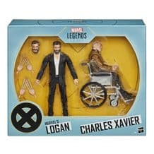 MARVEL LEGENDS: MARVEL'S LOGAN & CHARLES XAVIER 2-FIGURE PACK