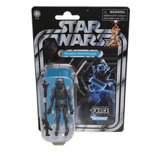 """STAR WARS VINTAGE COLLECTION: THE FORCE UNLEASHED: 3.75"""" SHADOW STORMTROOPER FIGURE"""