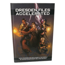 THE DRESDEN FILES ACCELERATED RPG