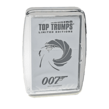 TOP TRUMPS: 007 LIMITED EDITION