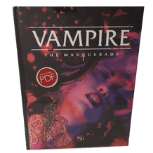 Vampire: The Masquerade 4th