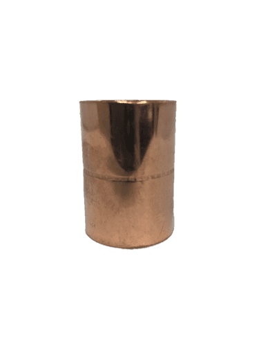 End Feed Coupling Straight 22MM