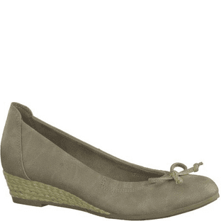 Marco Tozzi 2-2-22301-20 344 Taupe Comb Womens Shoes