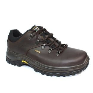 Grisport Dartmoor Brown Walking Shoe