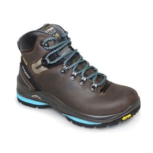 Grisport Lady Glide Brown Boot