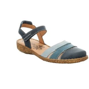 Josef Seibel Rosalie 44 Ocean Multi Womens Shoes
