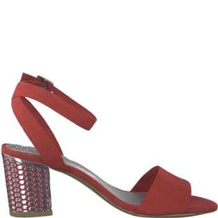 Marco Tozzi 2-28311-22 500 Red Womens Shoes