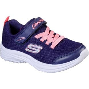 Skechers Kids 302450L NVCL Navy Coral Dreamy Dancer Miss Minimalistic Trainers