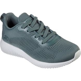 Skechers Womens 32504 Sage Bobs Sport Squad Tough Talk Trainers