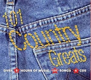 101 Country & Western Greats (4CD)