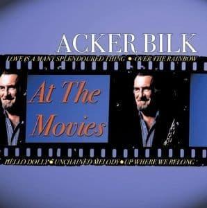 Acker Bilk At the Movies