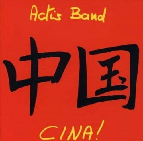Actis Band - Zhon Guo - Cina!