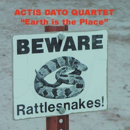 Actis Dato Quartet - Earth Is The Place
