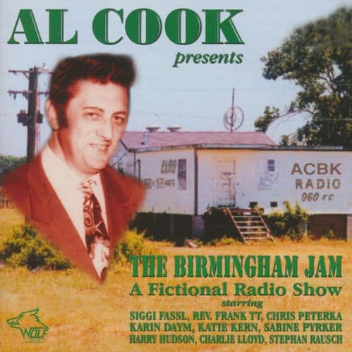 Al Cook - Birmingham Jam
