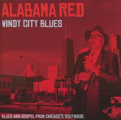 Alabama Red - Windy City Blues