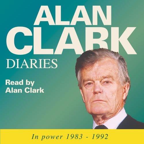 Alan Clark - Diaries - In Power 1983-1992 (3CD)