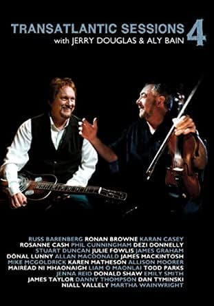 Aly Bain/Jerry Douglas/James Taylor - Transatlantic Sessions Series 4 (2009) (2DVD)