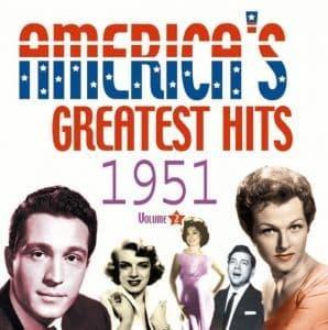 America's Greatest Hits 1951 - Vol. 2