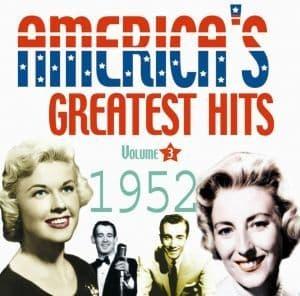 America's Greatest Hits 1952 - Vol. 3